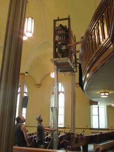 Organ Lift