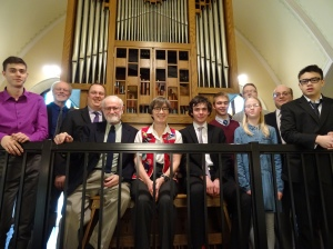 Trinity Organists